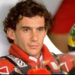 Ayrton Senna il volto