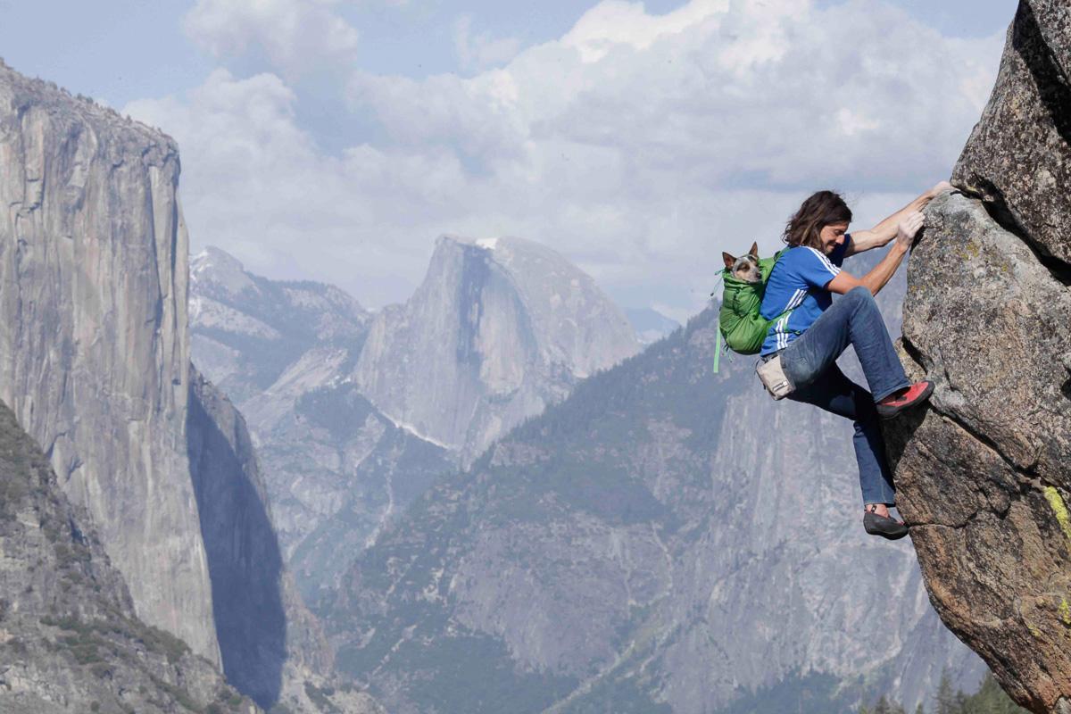 Muore il free climber Dean Potter