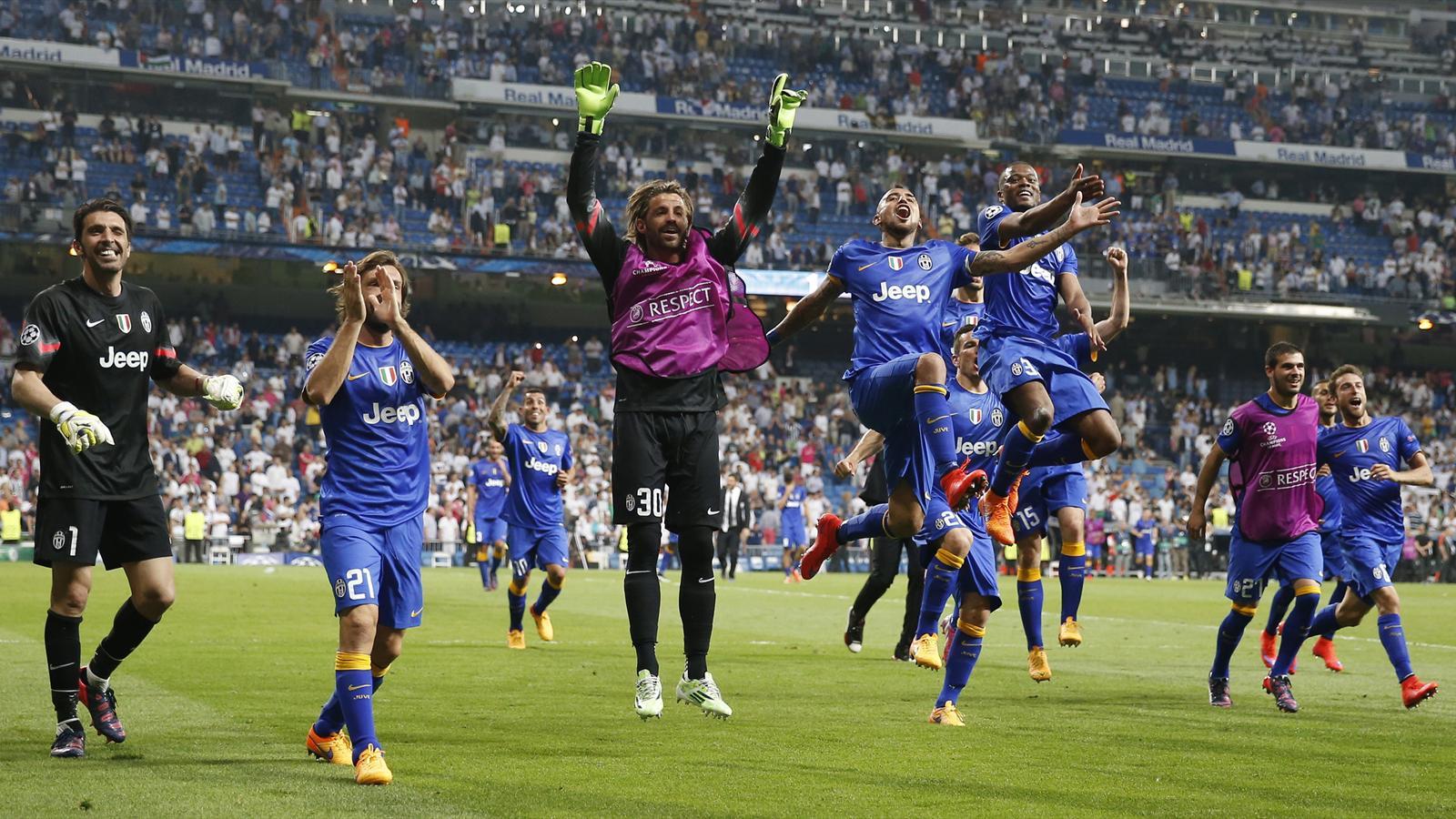 Juventus, è finale di Champions League