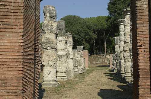 Porto di Traiano gratis