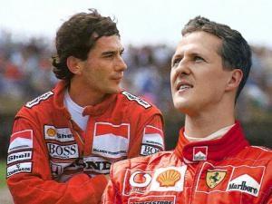 Ayrton Senna il volto di un Campione