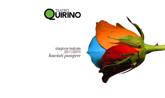 Programma Teatro Quirino 2015-2016