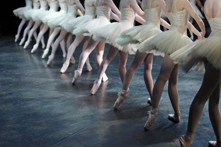 Come diventare ballerina classica