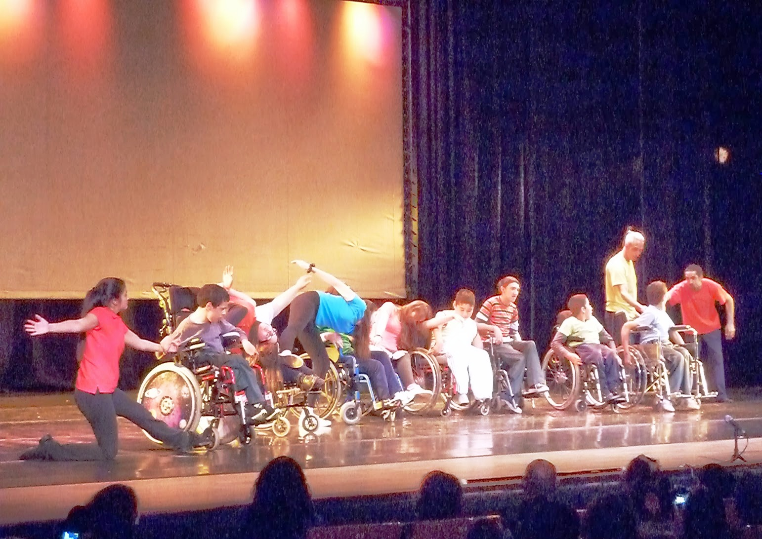 DanceAbility – Arte No Limits
