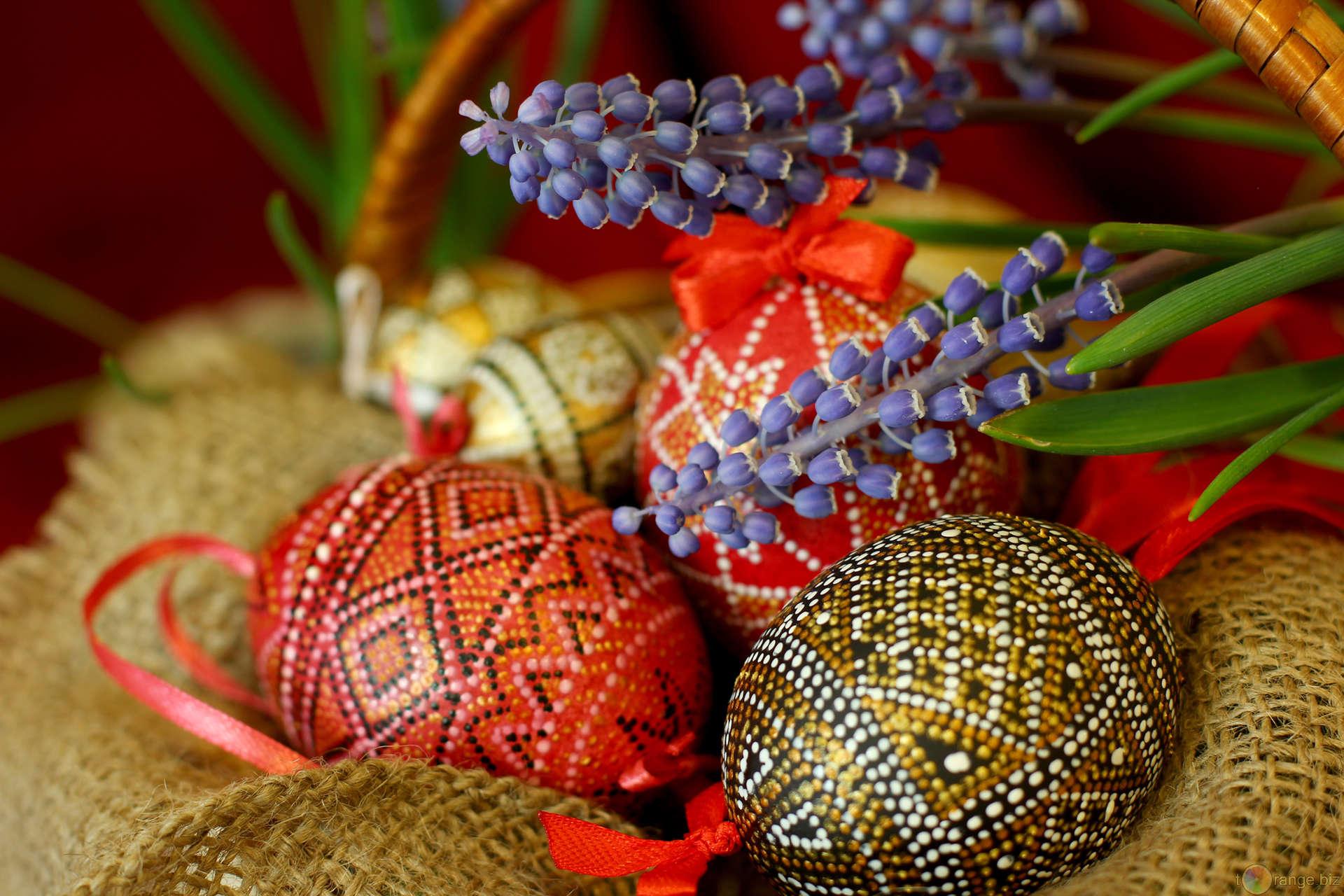 Le uova di Pasqua tra storia e leggenda