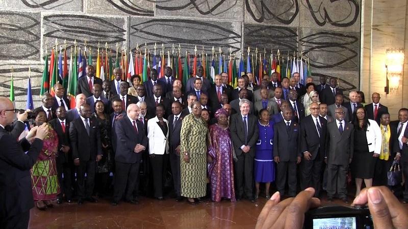 Prima Conferenza Ministeriale Italia – Africa