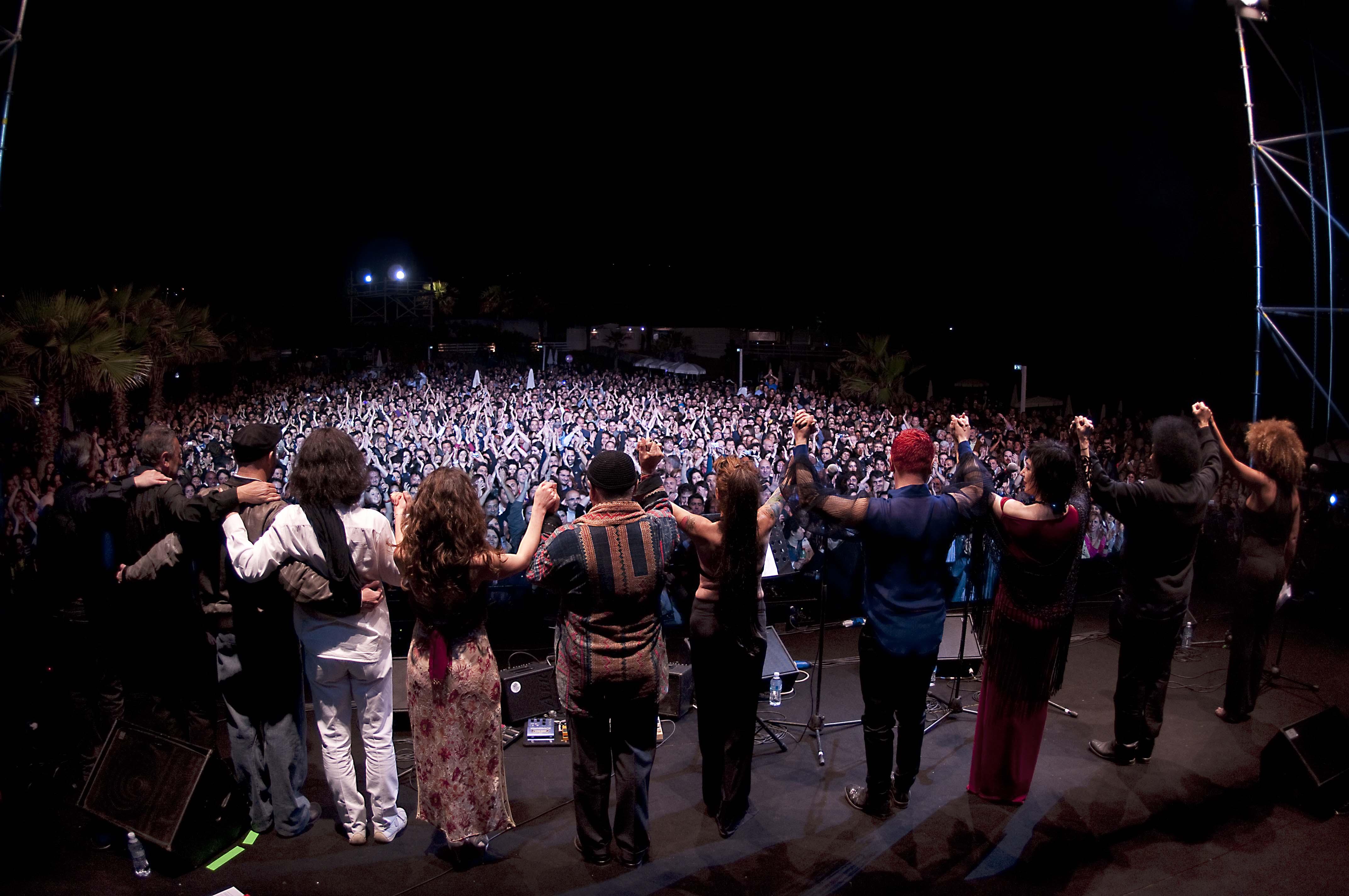 Passione Live: il concerto-evento a Roma
