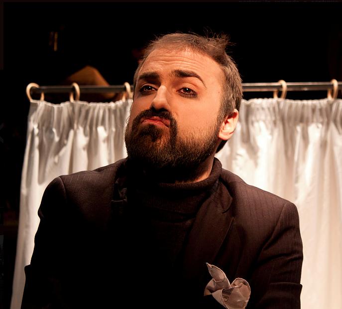 Andrea Alesio: l'inevitabilità del teatro