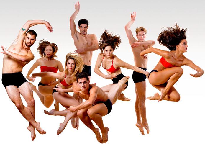 Parsons Dance: il tour arriva a Roma