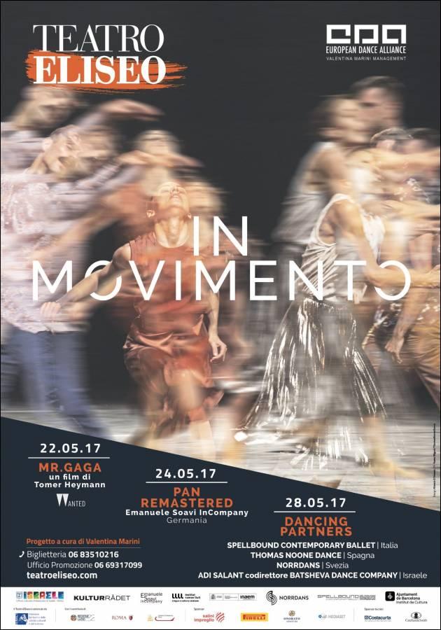 InMovimento: rassegna di danza a Roma