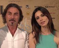 Luciano Cannito e Rossella Brescia