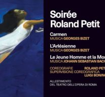 Roland Petit Soirée all'Opera di Roma