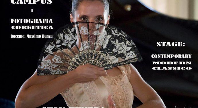 Massimo Danza: Stage di Fotografia Coreutica