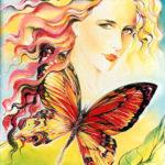 Milena Petrarca, un omaggio alle donne:scintille di vita