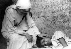 MADRE TERESA DI CALCUTTA - IL SORRISO DI DIO