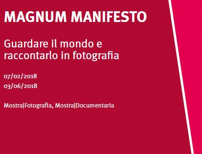 Magnum Manifesto: 70 anni di foto all'Ara Pacis