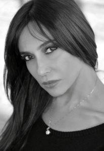Anna Marcello, l'attrice che vive e lavora tra Roma e Londra