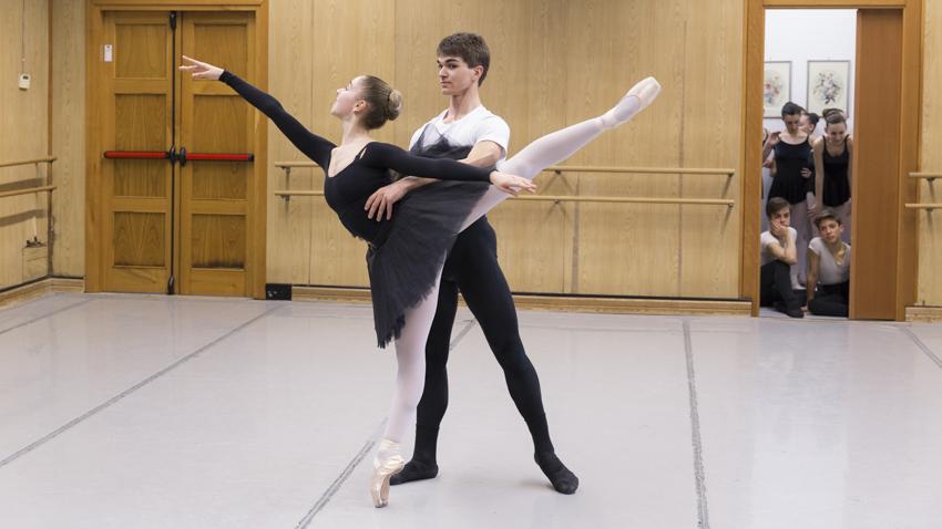 Teatro dell'Opera di Roma - Lezione Aperta degli allievi della Scuola di Danza
