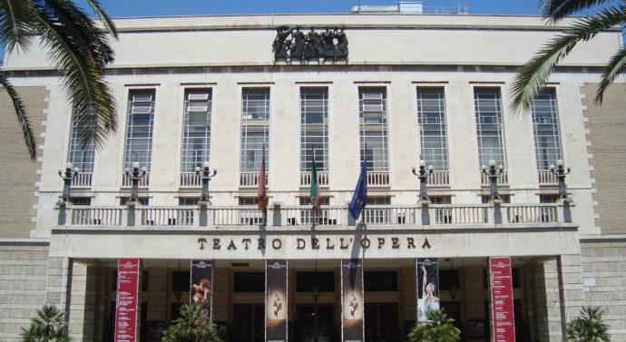 Teatro dell'Opera di Roma – Lezione Aperta degli allievi della Scuola di Danza