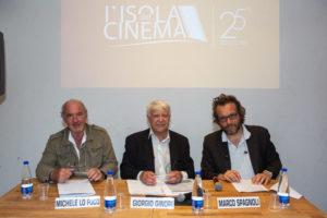"""XXV Edizione de """"L'Isola del Cinema"""""""