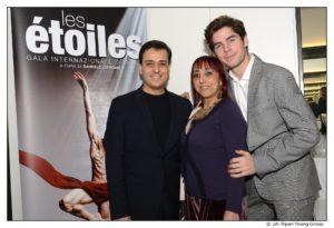 LES ETOILES 2020: DANIELE CIPRIANI E IL MAESTRO ROBERTO CAPUCCI