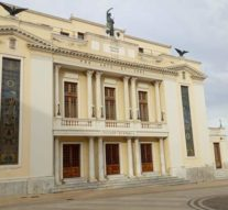 Andrea Alesio, Il Catamarano e il Teatro Tosti di Ortona