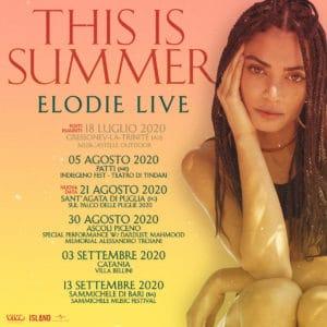 ELODIE LIVE