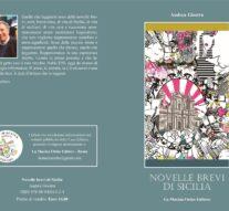 """PIERO CASOLI, EDITORE, GIORNALISTA E SCRITTORE PUBBLICA LA IV EDIZIONE DELLE """"NOVELLE BREVI DI SICILIA"""". L'INTERVISTA"""