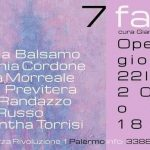 7 FATE A PALERMO